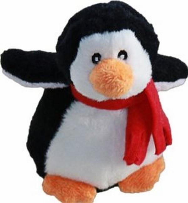 Warmies beddy bears juniors pinguin babygeschenke shop