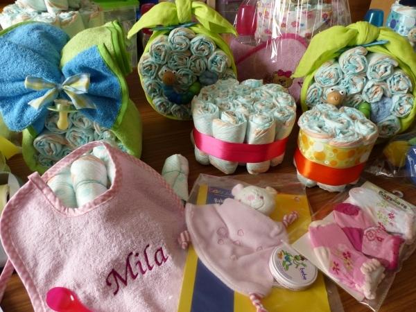 Bastelanleitung Windeltorte Babygeschenke Shop De